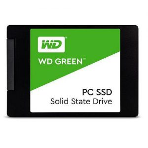 WD Green PC SSD 2.5