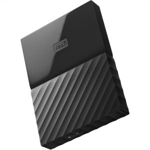WD-My Passport 1TB