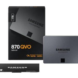 Samsung 870 QVO - 1TB SSD