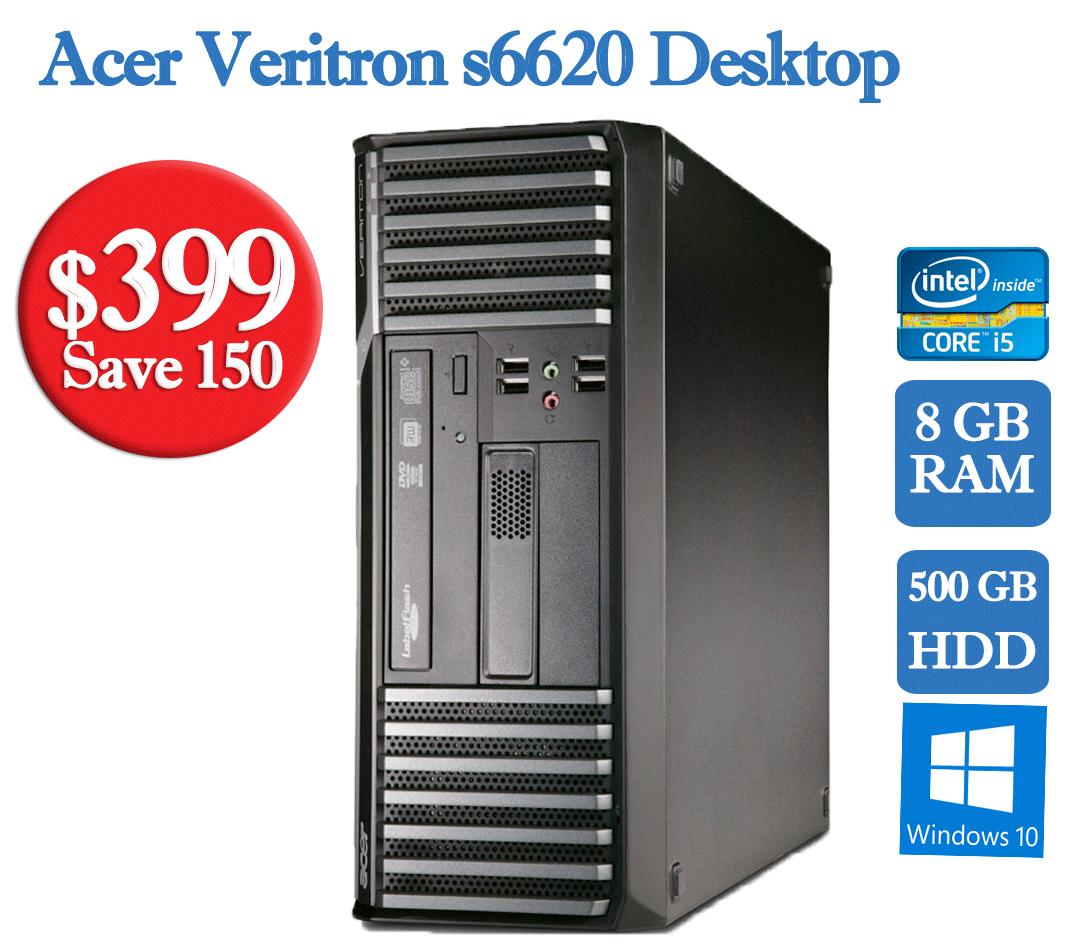 Acer Veriton Desktop