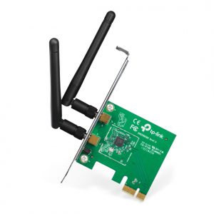TP Link 300Mbps Wireless N PCIe Adapter